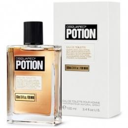 DsQuared Potion - Тоалетна вода за мъже EDT 100 мл-Парфюми