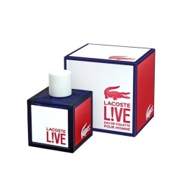 LACOSTE Live - Тоалетна вода за мъже EDT 60 мл-Парфюми