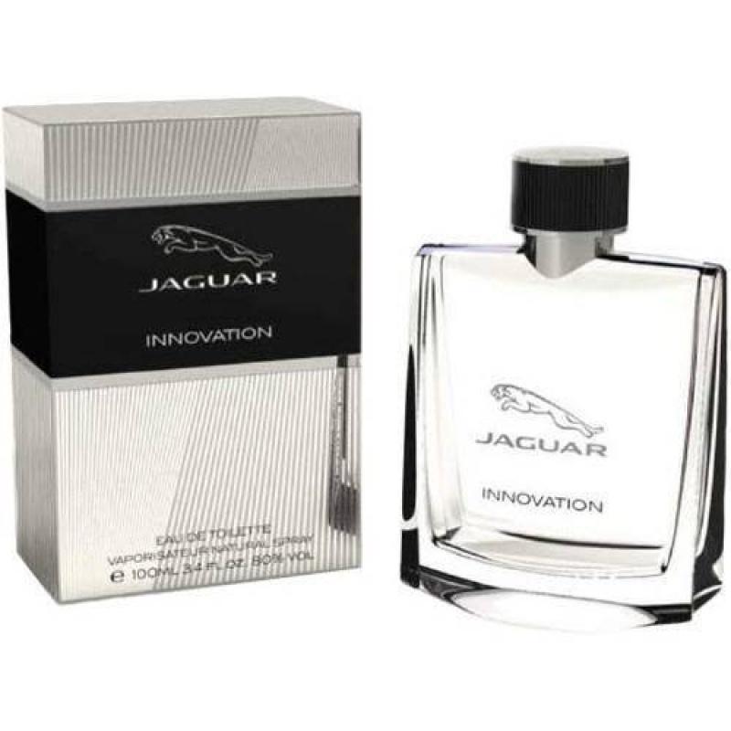 Jaguar Innovation - Тоалетна вода за мъже EDT 100 мл-Парфюми