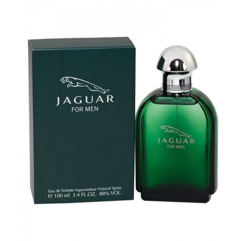 Jaguar FOR MEN - Тоалетна вода за мъже EDT 100 мл-Парфюми