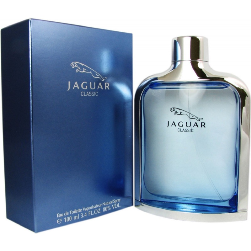 Jaguar Classic - Тоалетна вода за мъже EDT 100 мл-Парфюми