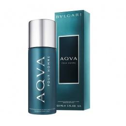 Bvlgari Aqva Pour Homme - Спрей за тяло/Дезодорант за мъже 150 мл-Парфюми