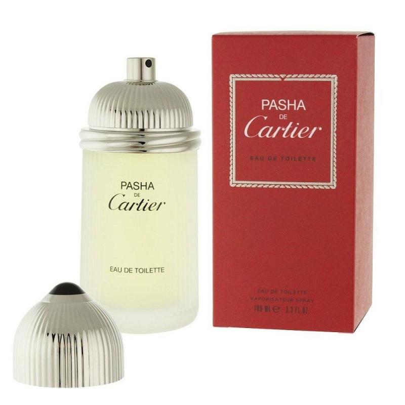 Cartier Pasha - Тоалетна вода за мъже EDT 100 мл-Парфюми