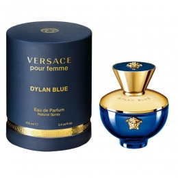 Versace Dylan Blue - Парфюм за жени EDP 100 мл-Парфюми