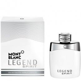 Mont Blanc Legend Spirit - Тоалетна вода за мъже EDT 100 мл-Парфюми