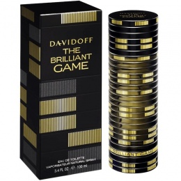 Davidoff The Brilliant Game - Тоалетна вода за мъже EDT 100 мл-Парфюми