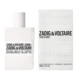 ZADIG & VOLTAIRE THIS IS HER - Парфюм за жени ЕDP 100 мл-Парфюми
