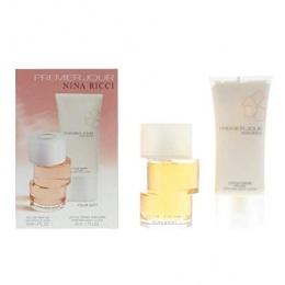 Комплект за жени Nina Ricci Premier Jour - Парфюмна вода EDP 60 мл + Лосион за тяло BL 50 мл-Парфюми