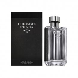 Prada L`Homme - Тоалетна вода за мъже EDT 150 мл-Парфюми