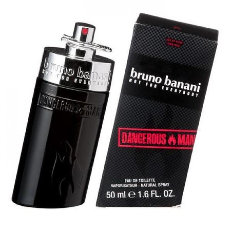 Bruno Banani Dangerous Man - Тоалетна вода за мъже EDT 50 мл-Парфюми