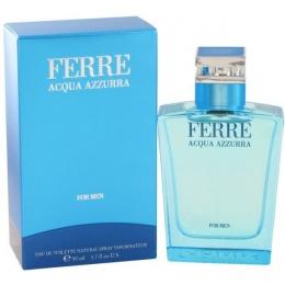 FERRE Acqua Azzura - Тоалетна вода за мъже EDT 50 мл-Парфюми