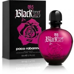 Paco Rabanne Black Xs Woman - Тоалетна вода за жени EDT 80 мл-Парфюми