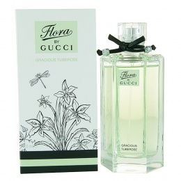 Gucci Flora Gracious Tuberose - Тоалетна вода за жени EDT 100 мл-Парфюми