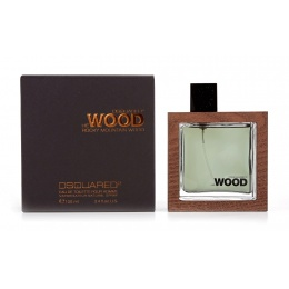 Dsquared2 HE WOOD Rocky Mountain - Тоалетна вода за мъже EDT 100 мл-Парфюми