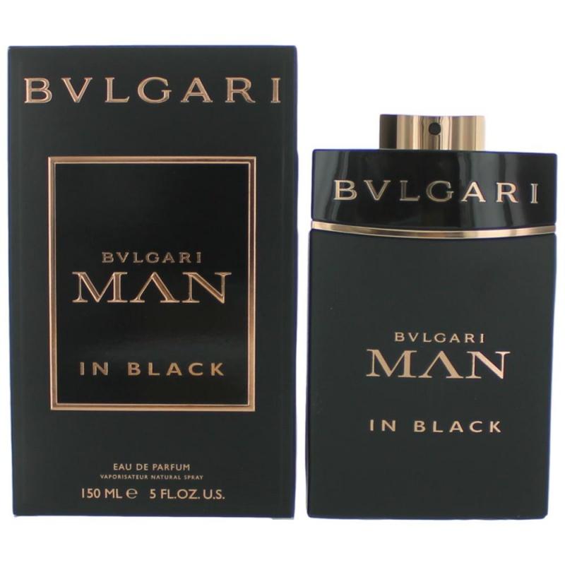 Bvlgari Man In Black Eau De Parfum - Парфюм за мъже ЕДП 150 мл.-Парфюми