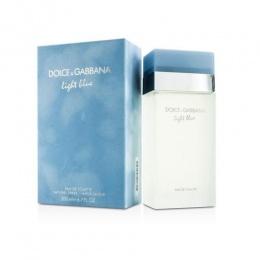 Dolce Gabbana D&G Light Blue - Тоалетна вода за жени EDТ 200 мл-Парфюми