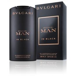 Bvlgari MAN In Black - Душ гел за мъже SG 200 мл-Парфюми