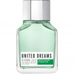 Benetton UCB United Dreams Be Strong - Тоалетна вода за мъже EDT 100 мл-Парфюми