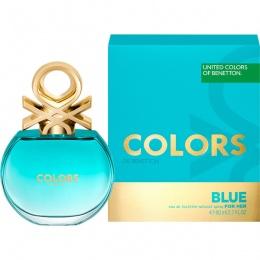 Benetton UCB Colors Blue - Тоалетна вода за жени EDT 80 мл-Парфюми