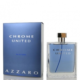 Azzaro Chrome United - Тоалетна вода за мъже ЕDТ 200 мл-Парфюми