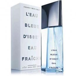 Issey Miyake L`Eau Bleue d`Issey Eau Fraiche - Тоалетна вода за мъже EDT 75 мл-Парфюми