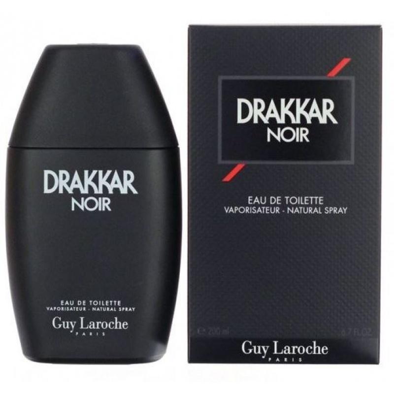Guy Laroche Drakkar Noir - Тоалетна вода за мъже EDT 200 мл-Парфюми