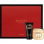 Комплект за жени Gucci Guilty - Тоалетна вода EDТ 30 мл + Лосион за тяло BL 50 мл-Парфюми