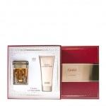 Комплект за жени Cartier La Panthere - Парфюмна вода EDP 50 мл + Крем за тяло 100 мл-Парфюми