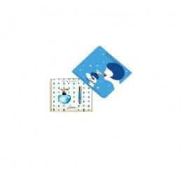 Комплект за жени Nina Ricci LUNA - Тоалетна вода EDT 50 мл + Червило-Парфюми