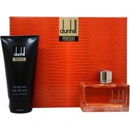 Комплект за мъже Dunhill Pursuit - Тоалетна вода EDT 75 мл + Афтършейв балсам ASB 150 мл-Парфюми