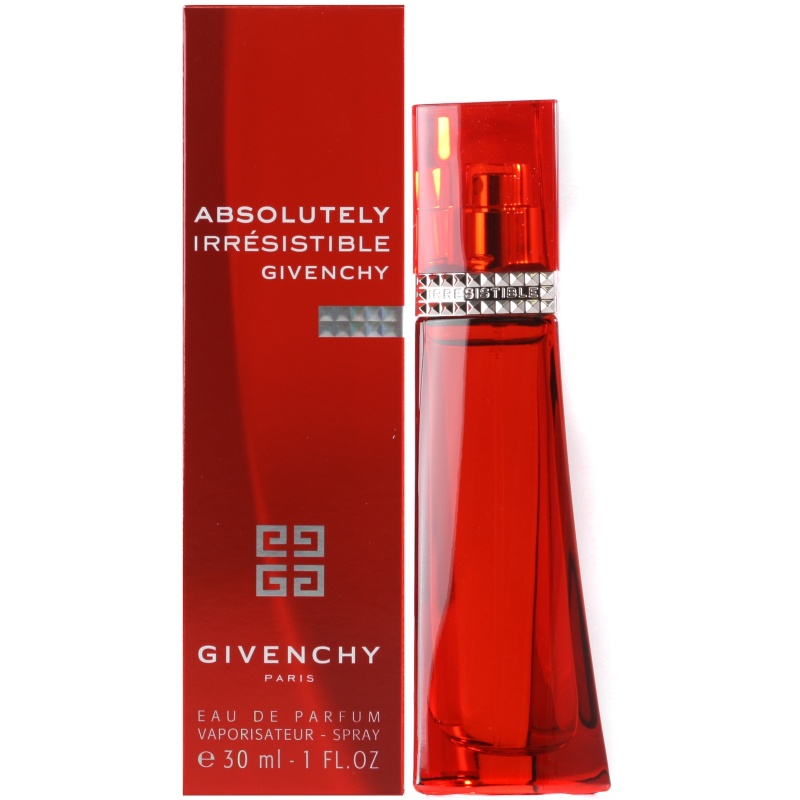 GIVENCHY VERY IRRESISTIBLE ABSOLUTELY - Парфюм за жени ЕДП 30 мл.-Парфюми