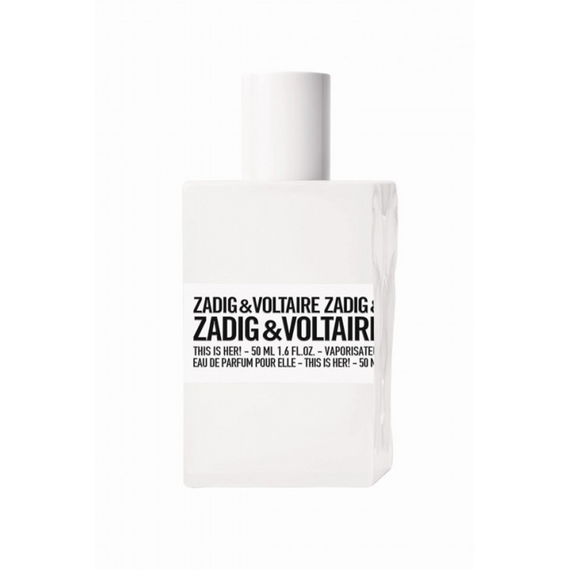 ZADIG & VOLTAIRE THIS IS HER - Парфюм за жени ЕДП 50 мл.-Парфюми