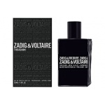 ZADIG & VOLTAIRE THIS IS HIM - Тоалетна вода за мъже ЕДТ 50 мл.-Парфюми