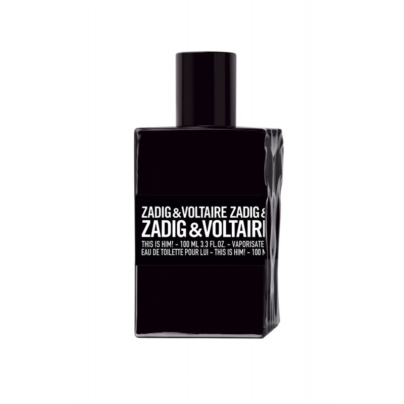 ZADIG & VOLTAIRE THIS IS HIM - Тоалетна вода за мъже ЕДТ 100 мл.-Парфюми