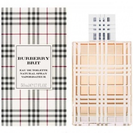 Burberry BRIT FOR WOMEN - Тоалетна вода за жени ЕДТ 50 мл.-