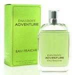 DAVIDOFF ADVENTURE EAU FRAICHE - Тоалетна вода за мъже ЕДТ 100мл.-Парфюми