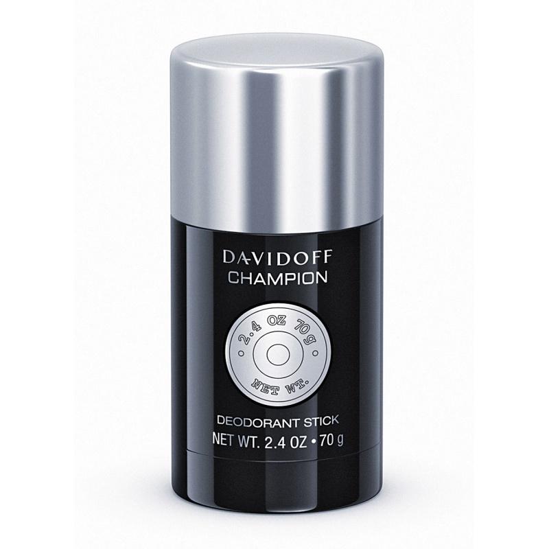 DAVIDOFF CHAMPION DEOSTICK - Дезодорант стик за мъже 70 гр.-Парфюми