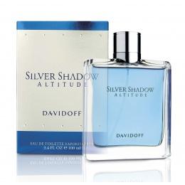 DAVIDOFF SILVER SHADOW ALTITUDE - Тоалетна вода за мъже ЕДТ 100 мл.-Парфюми