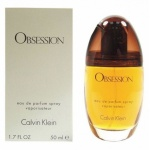 Calvin Klein Obsession - Парфюмна вода за жени EDP 50 мл-Парфюми