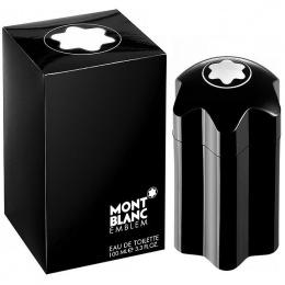 MONT BLANC EMBLEM - Тоалетна вода за мъже EDT 100 мл-Парфюми