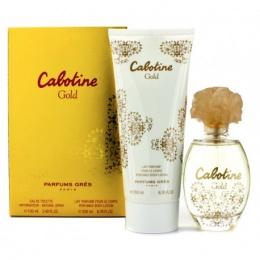 Cabotine De Gres Gold - Комплект тоалетна вода за жени 100 мл + Лосион за тяло 200 мл-Парфюми