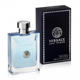 VERSACE Pour Homme - Тоалетна вода за мъже EDT 200 мл-Парфюми
