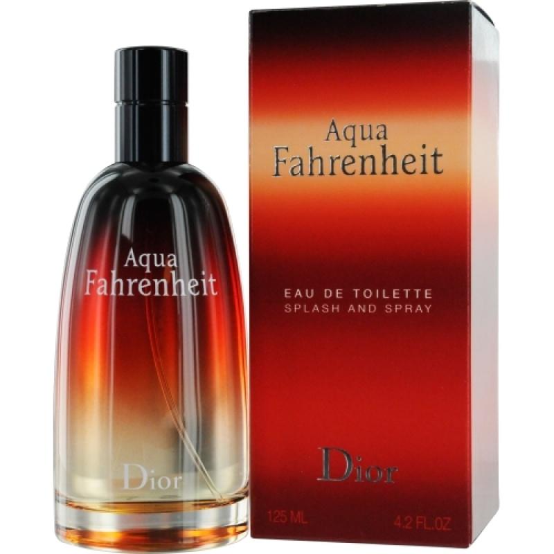 Christian Dior Fahrenheit Aqua - Тоалетна вода за мъже ЕДТ 125 мл.-Парфюми
