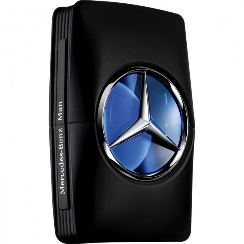 Mercedes-Benz Man - Тоалетна вода за мъже ЕДТ 50 мл.-Парфюми