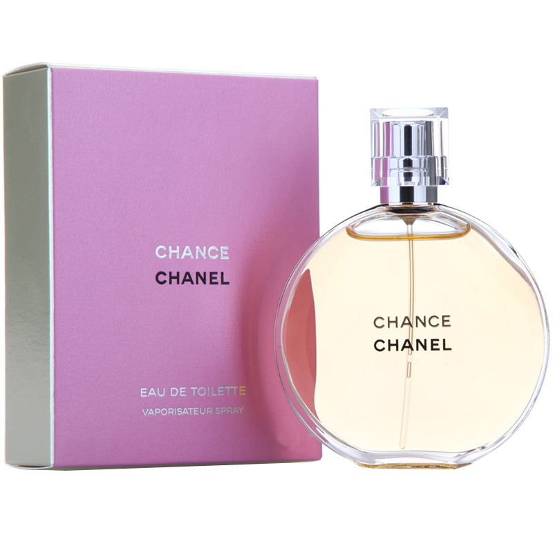 Chanel CHANCE - Тоалетна вода за жени ЕДТ 100 мл.-Парфюми