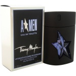 Thierry Mugler A*MEN Rubber spray rechargeable - Тоалетна вода за мъже EDT 50 мл.-Парфюми