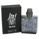 Nino Cerruti 1881 BLACK - Комплект за мъже - Тоалетна вода 100 мл + Тоалетен несесер-Парфюми