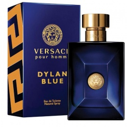 Versace DYLAN BLUE - Тоалетна вода за мъже EDT 100 мл-Парфюми