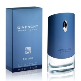 Givenchy Blue Label - Тоалетна вода за мъже EDT 50 мл-Парфюми