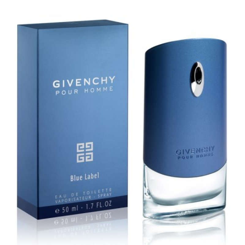 Givenchy Blue Label - Тоалетна вода за мъже EDT 50 мл-Парфюми